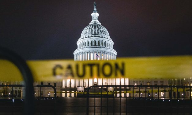 Corporate Sponsorship: When Conservatives work to ensure the Federal government is a failure
