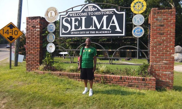 Reggie Jackson: My journey to visit Selma, Alabama and the history some want us all to forget