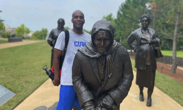 Reggie Jackson: My journey to visit Montgomery, Alabama and the history some want us all to forget