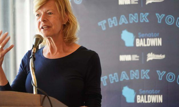 Local business leaders thank Senator Tammy Baldwin for helping the arts community survive the pandemic