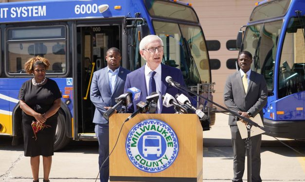 Governor Tony Evers invests $19.7M in transit services for Milwaukee after state lawmakers deprive funding