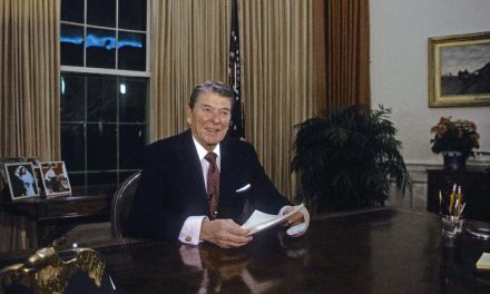 Power of the State: A departure from Ronald Reagan's limited government to an absolute intrusion