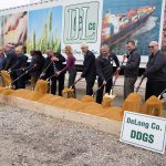 Maritime Shipping: DeLong Company breaks ground on major agricultural export terminal at Port Milwaukee