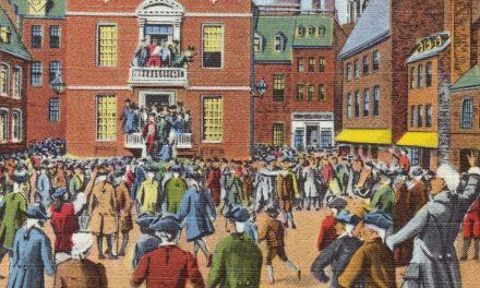 When Colonial Americans faced sweeping lockdowns and mass inoculations to stop contagious diseases