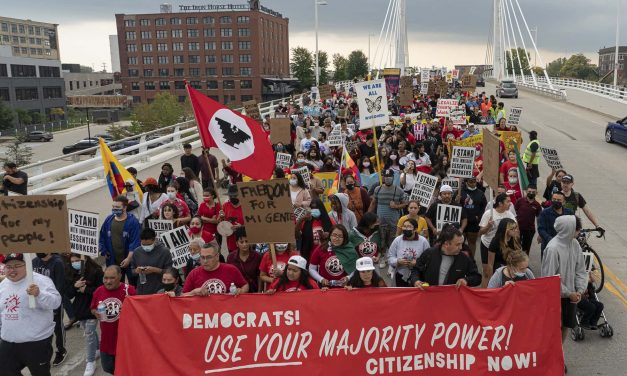 Statewide strike demands Congress ratify path to citizenship for immigrant essential workers