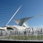 A Lakefront Art Museum: Iconic Santiago Calatrava–designed Quadracci Pavilion commemorates 20 years
